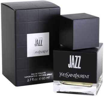 Yves Saint Laurent Jazz eau de toilette per uomo 80 ml