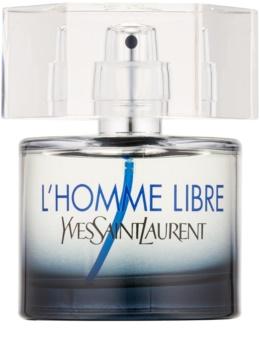 Yves Saint Laurent L'Homme Libre toaletná voda pre mužov 60 ml
