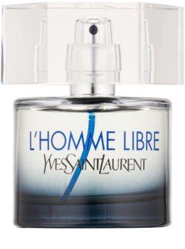 Yves Saint Laurent L'Homme Libre toaletní voda pro muže 60 ml