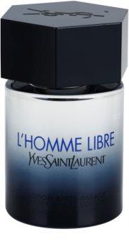 Yves Saint Laurent L'Homme Libre voda po holení pro muže 100 ml