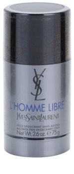 Yves Saint Laurent L'Homme Libre deostick pro muže 75 g
