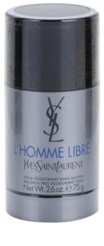 Yves Saint Laurent L'Homme Libre stift dezodor férfiaknak 75 g