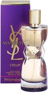 Yves Saint Laurent Manifesto L'Éclat eau de toilette pour femme 90 ml