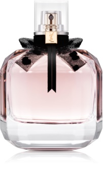 Yves Saint Laurent Mon Paris Eau de Toilette voor Vrouwen  90 ml