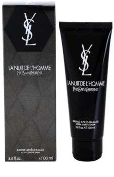 Yves Saint Laurent La Nuit de L'Homme balzám po holení pro muže 100 ml