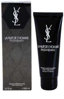 Yves Saint Laurent La Nuit de L'Homme borotválkozás utáni balzsam férfiaknak 100 ml