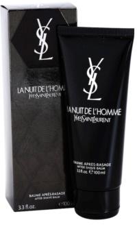 Yves Saint Laurent La Nuit de L'Homme after shave balsam pentru barbati 100 ml