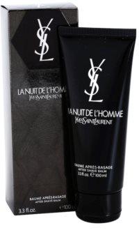 Yves Saint Laurent La Nuit de L'Homme balzam za po britju za moške 100 ml