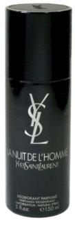 Yves Saint Laurent La Nuit de L'Homme deodorant Spray para homens 150 ml