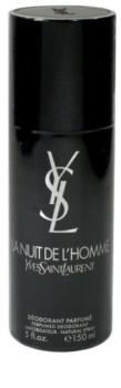Yves Saint Laurent La Nuit de L'Homme deospray per uomo 150 ml