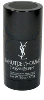 Yves Saint Laurent La Nuit de L'Homme deostick pentru barbati 75 ml