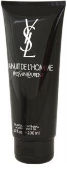 Yves Saint Laurent La Nuit de L'Homme Duschgel für Herren 200 ml