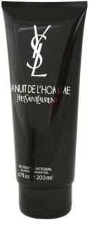 Yves Saint Laurent La Nuit de L'Homme sprchový gél pre mužov 200 ml