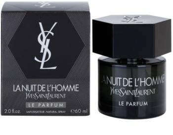 Yves Saint Laurent La Nuit de L'Homme Le Parfum eau de parfum pour homme 60 ml