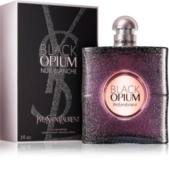 Yves Saint Laurent Black Opium Nuit Blanche Eau de Parfum for Women 90 ml