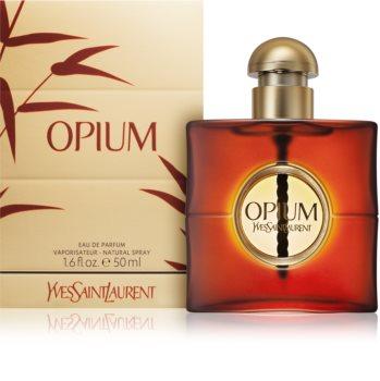 Yves Saint Laurent Opium eau de parfum nőknek 50 ml