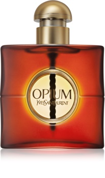 Yves Saint Laurent Opium eau de parfum per donna 50 ml