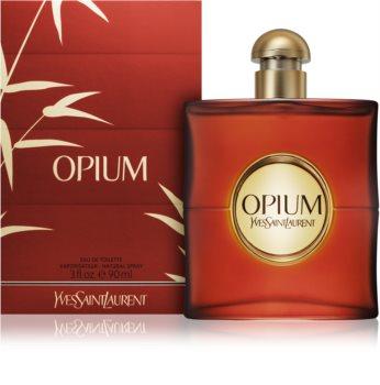 Yves Saint Laurent Opium Eau de Toilette für Damen 90 ml