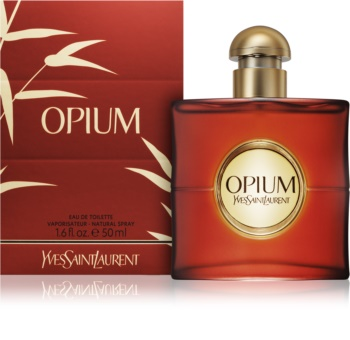 Yves Saint Laurent Opium 2009 toaletní voda pro ženy 50 ml