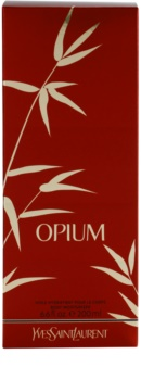 Yves Saint Laurent Opium 2009 lotion corps pour femme 200 ml