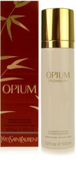 Yves Saint Laurent Opium 2009 deospray pro ženy 100 ml