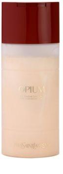 Yves Saint Laurent Opium gel doccia per donna 200 ml