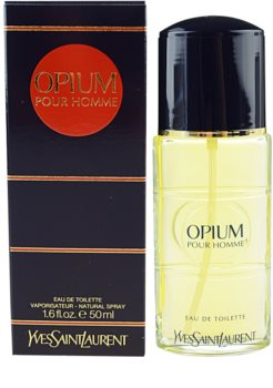 Yves Saint Laurent Opium pour Homme eau de toilette pentru barbati 50 ml