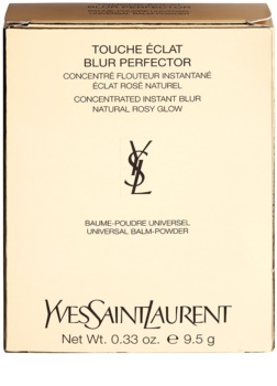 Yves Saint Laurent Touche Éclat Blur Perfector pudra cremoasa pentru sanatate