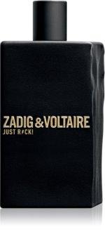 Zadig & Voltaire Just Rock! Pour Lui eau de toilette pour homme 100 ml