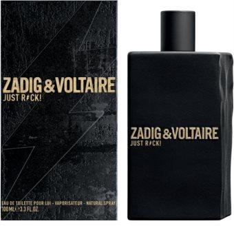 Zadig & Voltaire Just Rock! Pour Lui eau de toilette per uomo 100 ml