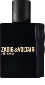 Zadig & Voltaire Just Rock! eau de toilette pour homme 30 ml