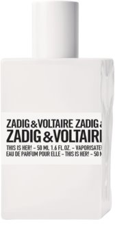 Zadig & Voltaire This Is Her! парфумована вода для жінок 50 мл