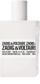 Zadig & Voltaire This Is Her! Eau de Parfum for Women 100 ml
