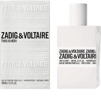 Zadig & Voltaire This Is Her! парфумована вода для жінок 100 мл
