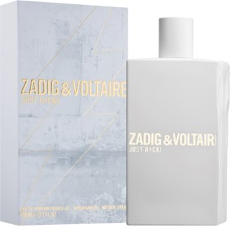 Zadig & Voltaire Just Rock! eau de parfum pentru femei 100 ml
