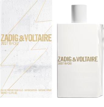 Zadig & Voltaire Just Rock! Pour Elle parfémovaná voda pro ženy 100 ml