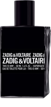 Zadig & Voltaire This Is Him! toaletní voda pro muže 50 ml