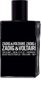 Zadig & Voltaire This Is Him! Eau de Toilette Herren 100 ml