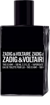 Zadig & Voltaire This is Him! eau de toillete για άντρες 100 μλ