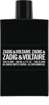 Zadig & Voltaire This is Him! sprchový gel pro muže 200 ml