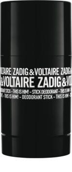 Zadig & Voltaire This is Him! deostick pentru bărbați 75 g