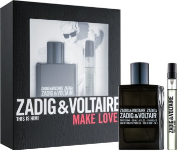 Zadig & Voltaire This Is Him! coffret cadeau IV.