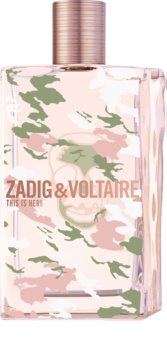 db2bbfec3a7 Zadig   Voltaire This is Her! No Rules Eau de Parfum for Women 100 ml