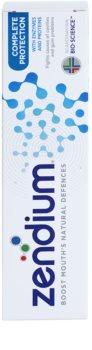 Zendium Complete Protection pasta de dinti pentru dinti sanatosi si gingii sanatoase