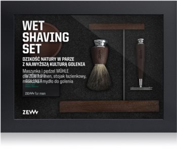 Zew For Men set cosmetice IX. pentru barbati