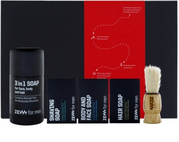 Zew For Men Kosmetik-Set  II.