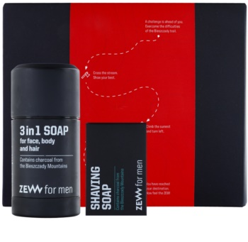 Zew For Men Kosmetik-Set  III.