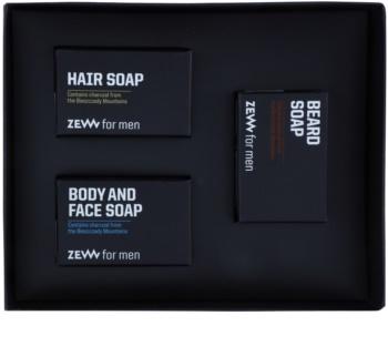 Zew For Men kozmetični set IV.