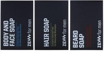 Zew For Men Cosmetic Set IV.