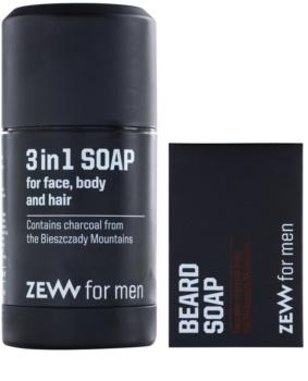 Zew For Men Kosmetik-Set  VI.